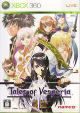 [FROM JAPAN][XBOX360] Tales of Vesperia [Japanese]