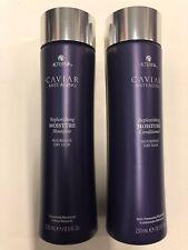NEW Alterna Caviar Anti-Aging Replenishing Moisture Duo 8.5 oz Each