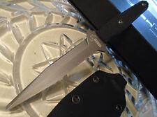 """Boker Plus Besh Wedge Full Tang Dagger Neck Knife 440C G10 Kydex 02BO275 7 1/4"""""""