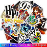 30pcs Harry Potter Cartoon Stickers for Luggage, Skateboard, Laptop, Stationery