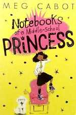 Notebooks of a Middle-School Princess by Meg Cabot excellent used cond paperback