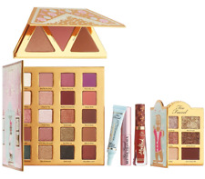 Too Faced Christmas Cookie House Party Eyeshadow Face Palette Holiday GiftSet