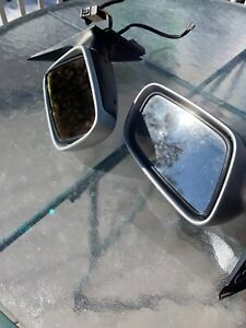 Audi S6 A6 RS6 C5 folding Aluminium Mirror both Left and Right