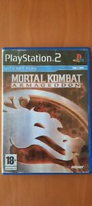 Ps2 Mortal Kombat Armageddon
