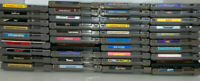 $10 Nintendo NES Cartridge BLOWOUT Huge Lot RARE *Updated 12/4/20* Tested