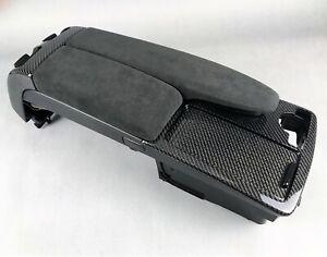 Mercedes C Class W204 C63 AMG Carbon Alcantara Mittelkonsole center console new