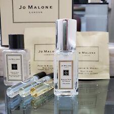Jo Malone English Pear & Freesia Cologne & Body Wash + Myrrh & Tonka + more