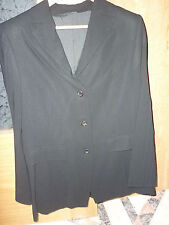 REBAJAS Laurel chaqueta americana negro pura lana virgen mujer 42,44 jacket
