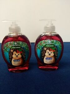 """Softsoap Hand Soap w/ Pump Holiday Edition """"Wiggly Winter"""" Each 7.5 Oz 2 pack"""