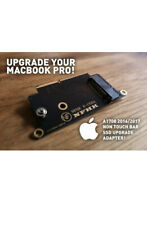 Apple MacBook Pro 2016 2017 A1708 SSD NVME Upgrade Adapter - Non Touch Bar Model