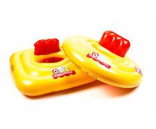 Baby Kinder Schwimmsitz Aufblasbar Rückenlehne Schwimmring Schwimmhilfe Badespaß