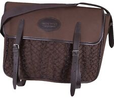 Jack Pyke Canvas Game Game Bag Brown Cotton Leather Country Hunting/Shooting