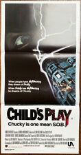 Childs Play  Australian Daybill Poster 1988