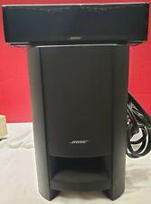 Bose Cinemate 15 Digital Home Theater System Surround Sound Subwoofer Soundbar