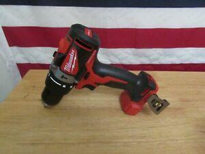 """Milwaukee M18 2902-20 18 Volt 18V 1/2"""" Brushless Hammer Drill Driver - 572"""