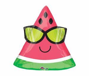 Burton & Burton Betallic Fun in the Sun Watermelon Balloon Party Supplies and De