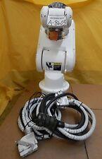 Yaskawa YR-CRJ3-A00 Robot MOTOMAN TEL Tokyo Electron PR300Z Cables Copper Used