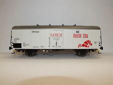 Brawa 37210 O Gauge Refrigerator Wagon UIC dB, Ep IV, Gosch