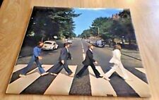 THE Beatles Abbey Road 2nd premere allineate Apple STEREO UK LP 1969 PZ 7088