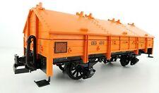 LGB 44110 Klappdeckelwagen OEG Hilfswagen, OVP, Neuwertig ! (CT087)