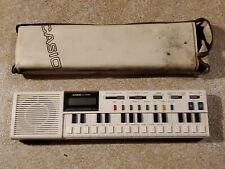 READ Vintage CASIO VL-1 VL-Tone Electronic Keyboard missing battery cover
