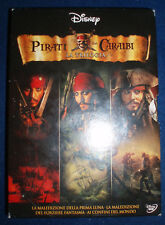 I Pirati dei Caraibi - Cofanetto 3 dvd Disney