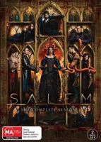 Salem : Season 3 (DVD, 2-Disc Set) NEW