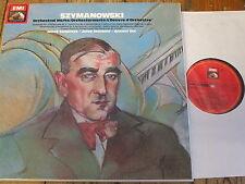 SLS 5242 Szymanowski Orchestral Works / Kasprzyk / Semkow / Wit 3 LP box