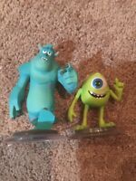 DISNEY INFINITY Sulley & Mike Wazowski Character Monsters Inc