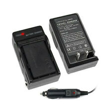 Battery charger for Canon PowerShot A2200 A3000 IS A3100  A3200 A3300 NB-8L Car