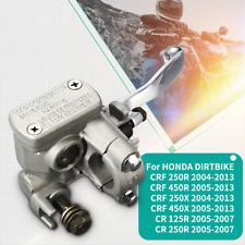 7/8'' Front Brake Master Cylinder Fit Honda CR125R 250R CRF250R 450R 250X