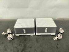 Lot of 2 Sonos ZonePlayer ZP120 (Connect Amp) Music Streaming Amplifier