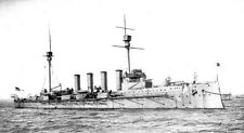 ROYAL NAVY WARRIOR CLASS ARMOURED CRUISER HMS ACHILLES