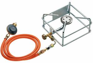 Gasheizung für Peetz Räucherofen 2,5 KW