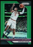 JR SMITH CAVALIERS MINT PRIZMS GREEN REFRACTOR SP 18-19 2018-19 PANINI PRIZM 180