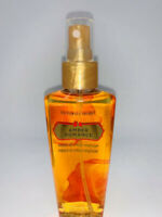 Victoria's Secret Amber Romance Fragrance Mist 4.2 Oz Spray For Women Brand New