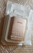 Samsung Original Ultra Fast Charge Battery Pack(10,200mAh) Gold