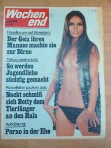 Brühl nackt playboy heidi Playboy: Nackt