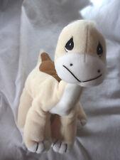 "1999 Enesco Dinosaur Diplodocus Tender Tail 8"" Plush Soft Toy Stuffed Animal"