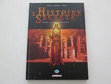 HISTOIRE SECRETE T2 EO2005 TBE/TTBE LE CHATEAU DES DJINNS EDITION ORIGINALE DD1