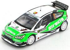 Citroen C4 WRC Tsjoen - Chevaillier Winner Rally de Wallonie 2011 1:43