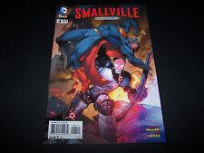 SMALLVILLE SEASON 11 #4 1ST PRINT HIT CW TV SHOW CONTINUES SUPERMAN DC COMICS