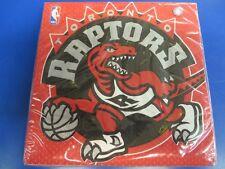 Toronto Raptors NBA Pro Basketball Sports Banquet Party Paper Luncheon Napkins