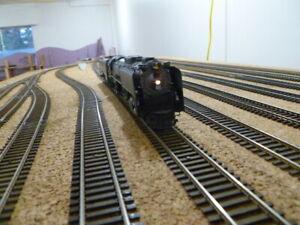 HO scale Rivarossi 4-8-4 FEF Union Pacific Steam