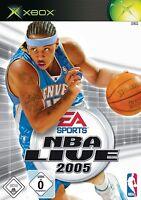 NBA Live 2005 - Basketball für Microsoft Xbox Neu/Ovp/Deutsch