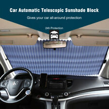 Car SUV Retractable Windshield Visor Sun Shade Folding Auto Block Cover Window