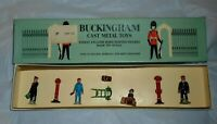 Vintage Lead Johillco (John Hill & Co) Buckingham Railroad Figures #126 for Macy