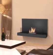 Imagin Fires Alden Bio-ethanol Real Flame Fireplace Additional Stones 6 X 1l