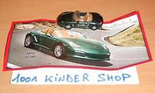 KINDER DC065 DC 65 PORSCHE BOXSTER + BPZ NEUTRAL