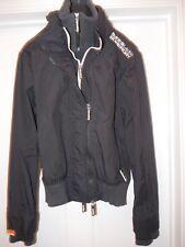 Mens Superdry Coat Size S Multi Layer Windbomber Jacket